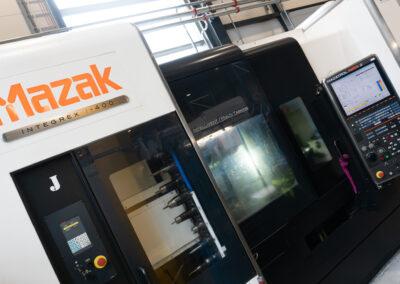 MAZAK Integrex i400 S X2